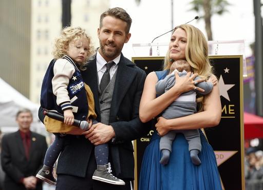 Eindelijk! De naam van het jongste dochtertje van Blake Lively en Ryan Reynolds is bekend!