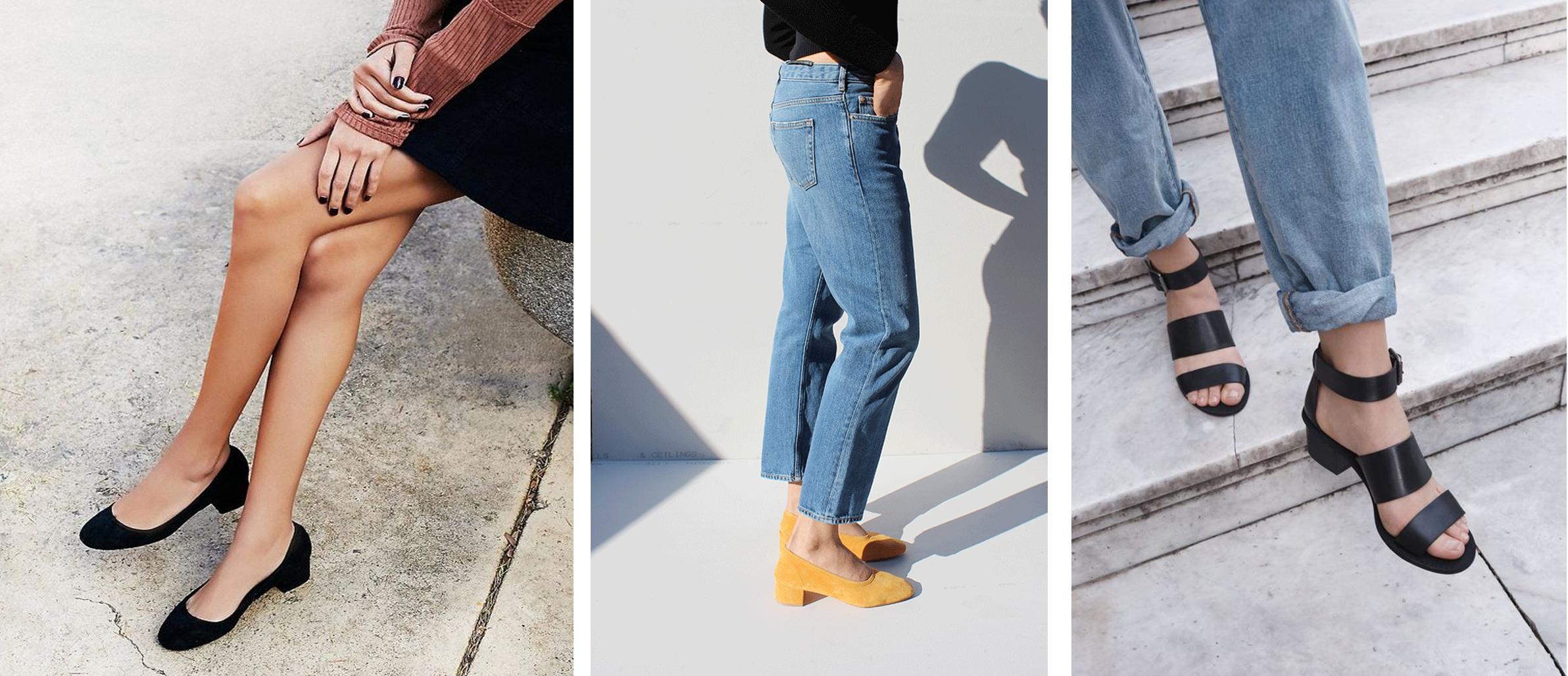Shop de trend: 11x classy hakken waar je wél de hele dag op kunt lopen
