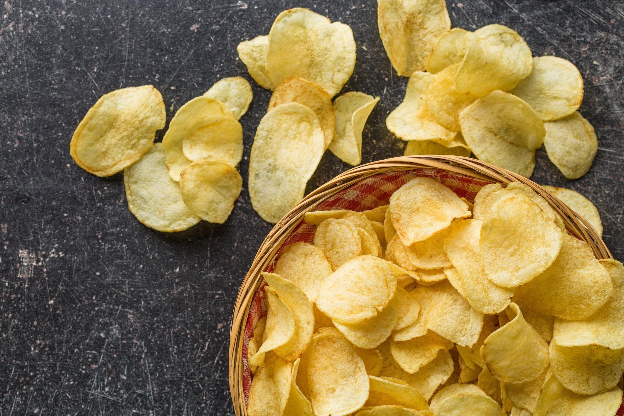 IEUW: Deze chips zijn eigenlijk gepofte restjes dierenvoer