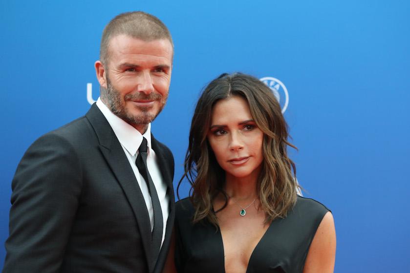 Victoria Beckham huilde twee dagen lang na opmerkingen man David