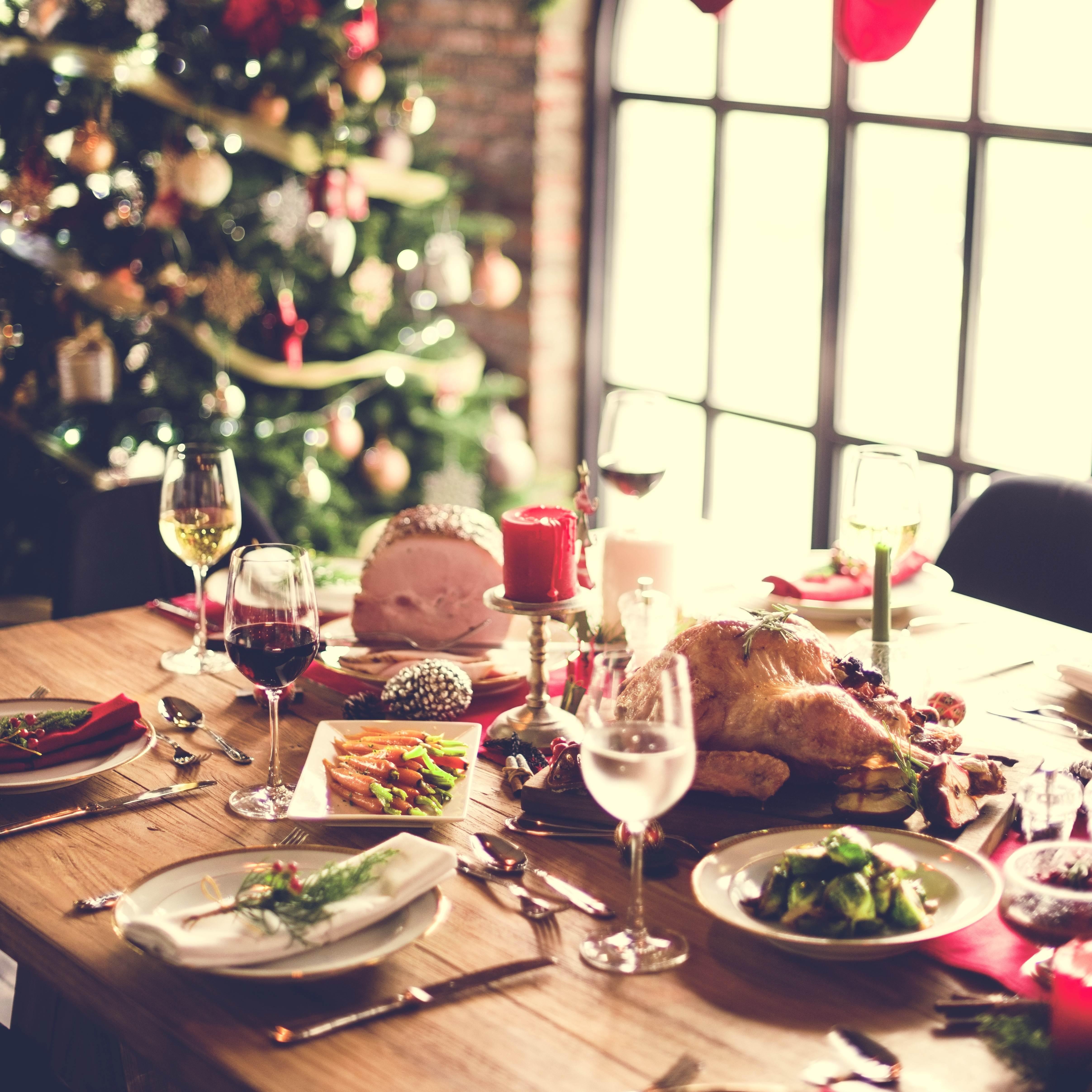 Shoppen! De last-minute finishing touch voor jouw kersttafel!
