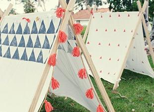 5 x leuke kinderfeestjes buiten organiseren