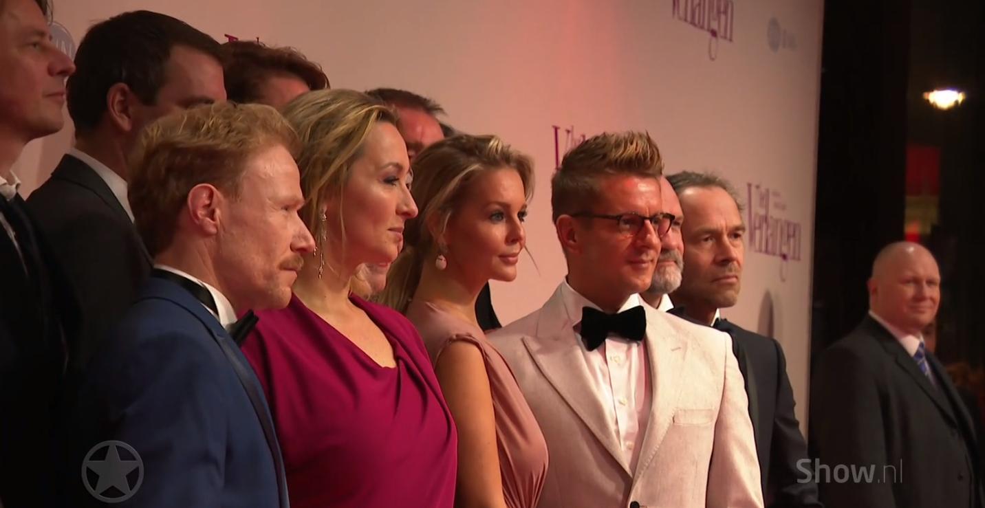 ZIEN: Film Het Verlangen feestelijk in première in Tuschinski