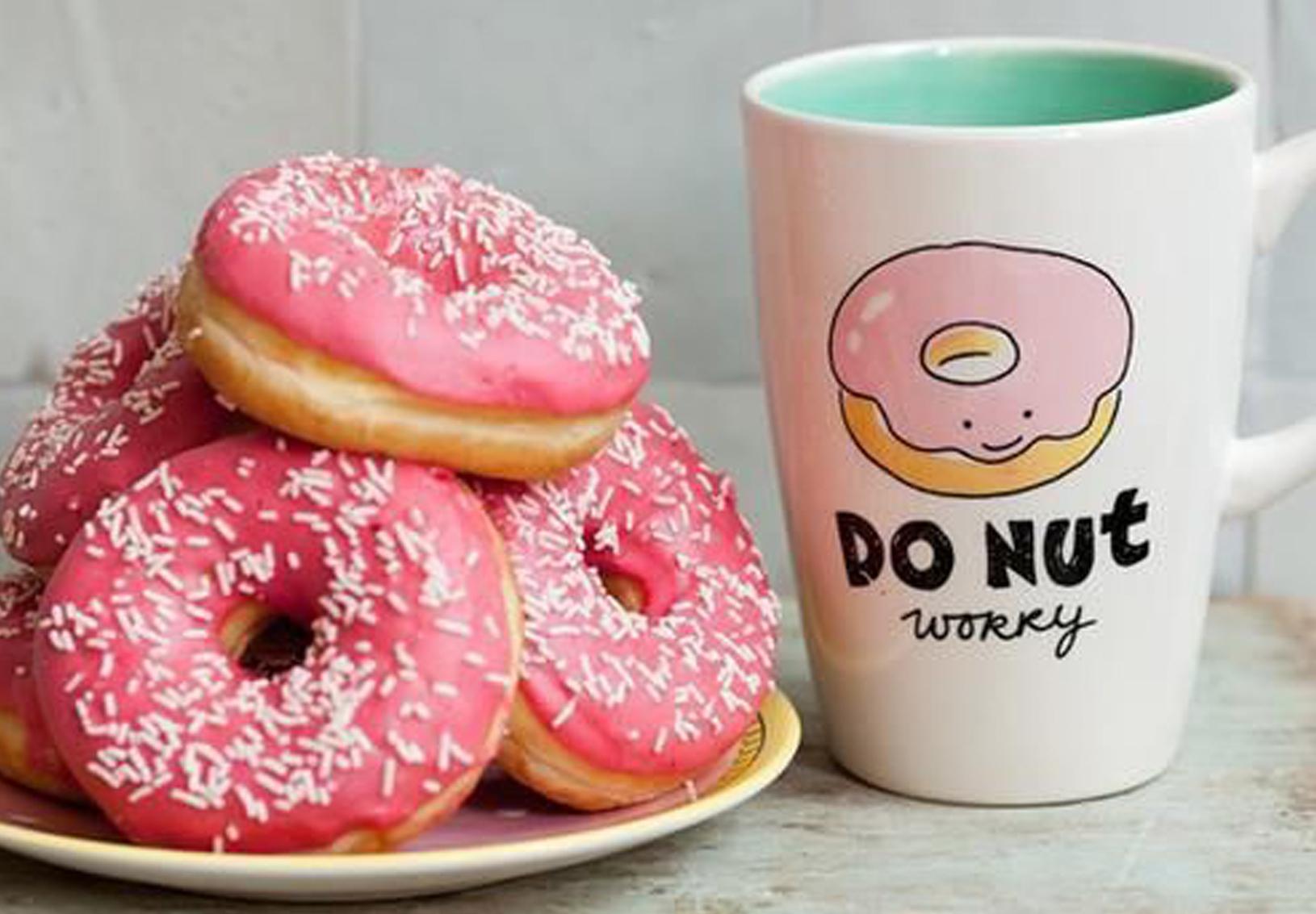 Niet zo mokken! Start je dag positief met deze happy koffiemokken