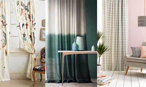 Pinspiration: de mooiste gordijnen voor een gezellig interieur