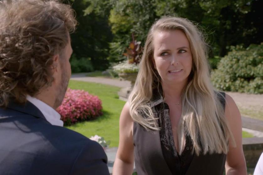 Monique Smit gaf déze bruidegom op voor 'MAFS': 'Ik voel me wel een beetje verantwoordelijk'