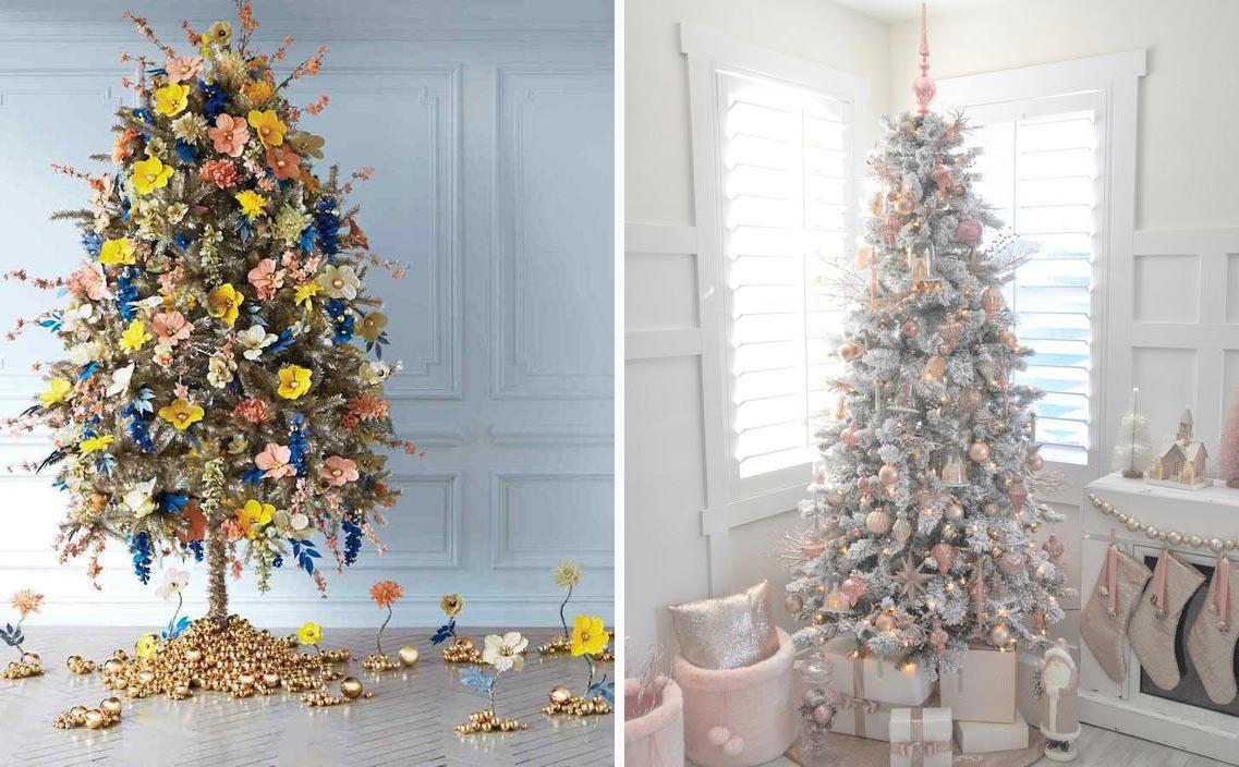 Pinspiration: 9x betoverend mooie kerstbomen