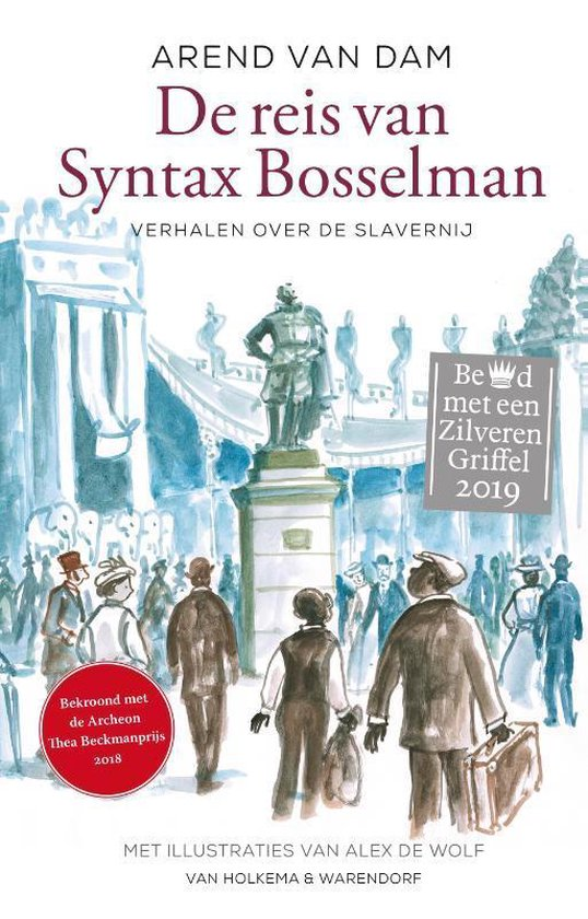 BOEK De reis van Syntax Bosselman
