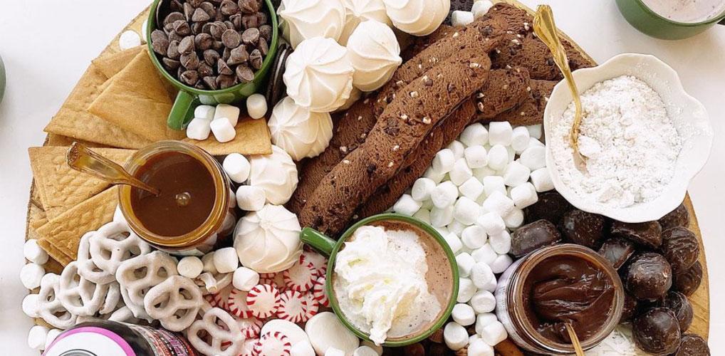 Dit wil je: de chocolademelk-plank is de traktatie van dit seizoen