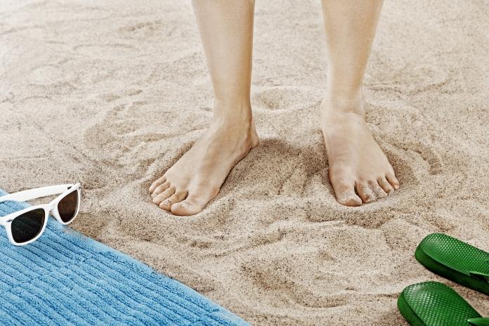 Waarom het strand niet alleen leuk, maar ook heel gezond is