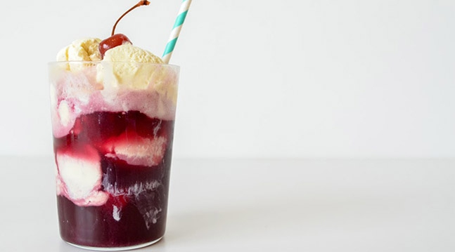 OMG: er bestaat nu wine ice cream!