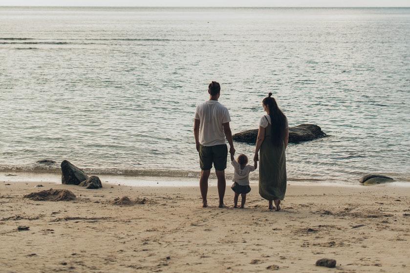 Waarom een strandwandeling niet alleen leuk is, maar ook gezond