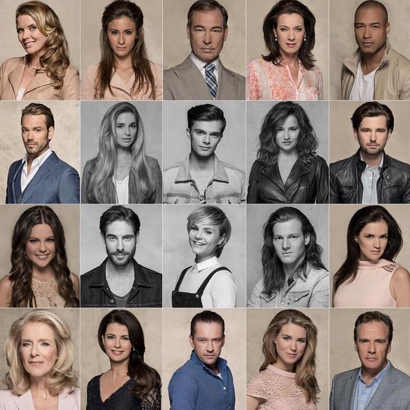 Zien: De castfoto voor het nieuwe seizoen van GTST is er!