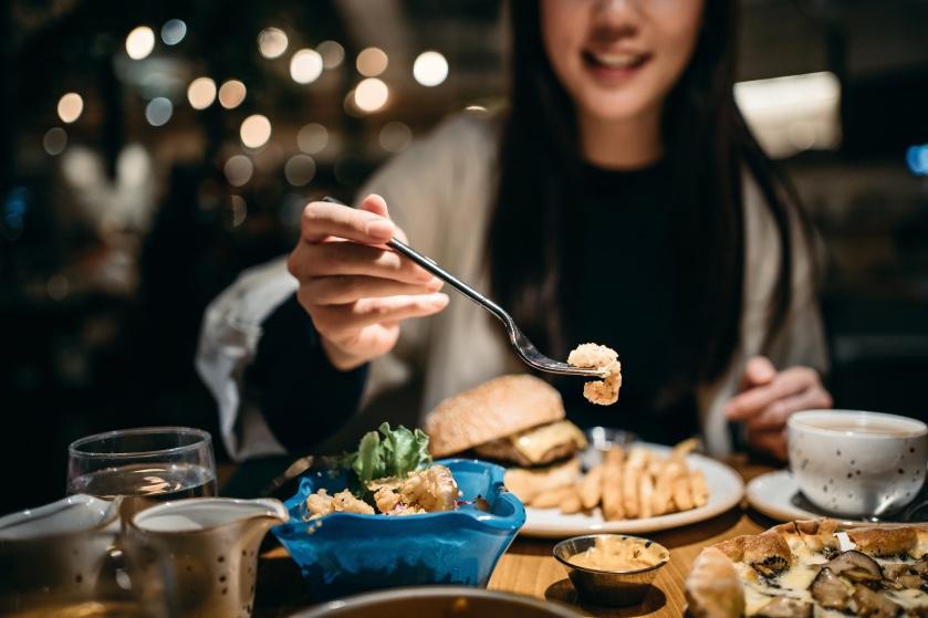 Hap Slik Zeg: 'Ik ben best slank, maar ik eet iedereen onder de tafel'