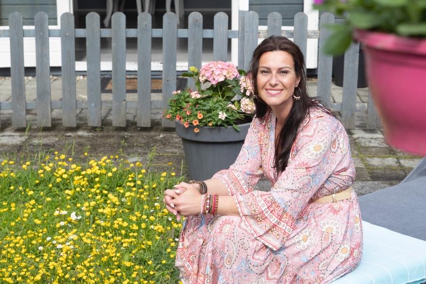 Daniëlle heeft een tweede huis op steenworp afstand van Rotterdam: 'Het geeft mij vrijheid'