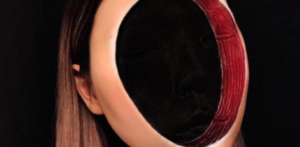 Van deze gezichtsloze make-up krijg je gegarandeerd nachtmerries