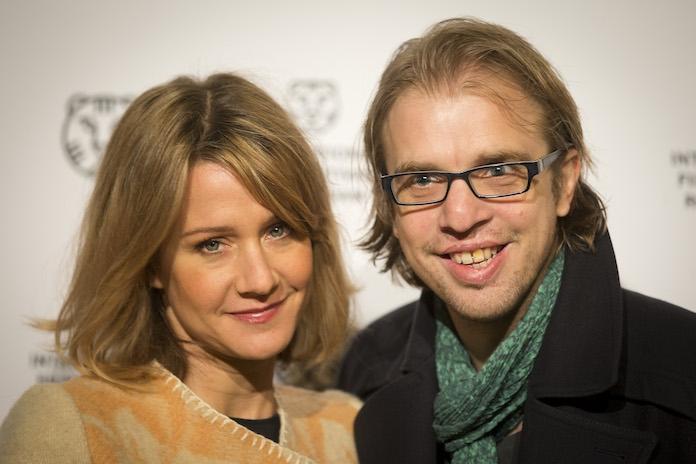 Eva Duijvestein en Jan-Jaap van der Wal hebben een zoontje