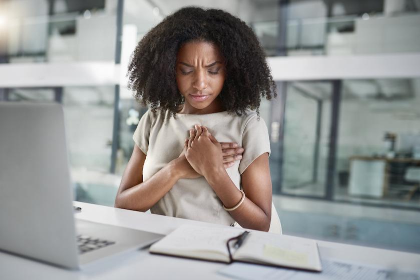 Het is 'Wereld Hart Dag': zó herken je een hartinfarct bij vrouwen