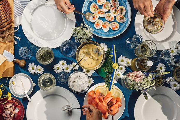 Foodtip: de lekkerste gerechten bij warm weer