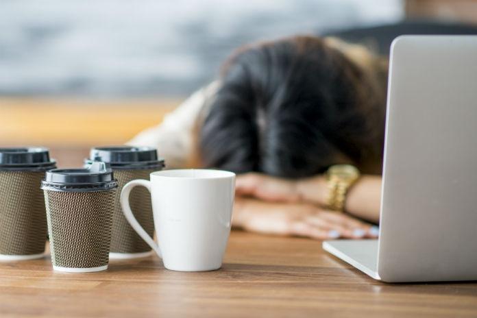 Maaike Helmer (39) is oprichter van een online magazine over alles wat met stress te maken heeft