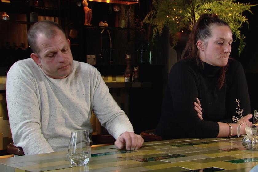 'Help, mijn muur is knalblauw: kijkers 'Help, Mijn Man Is Klusser' in shock door 'vreselijke styling'