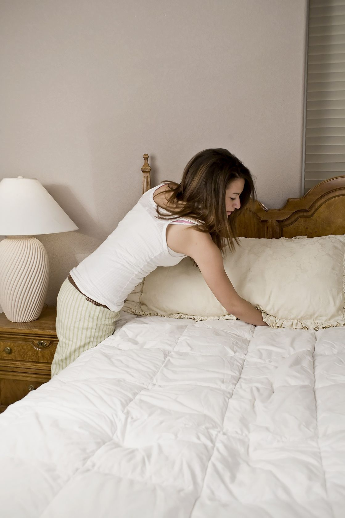 Tips voor het opruimen van de slaapkamer