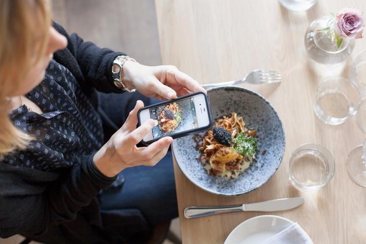 10 tips voor de perfecte foodstagram