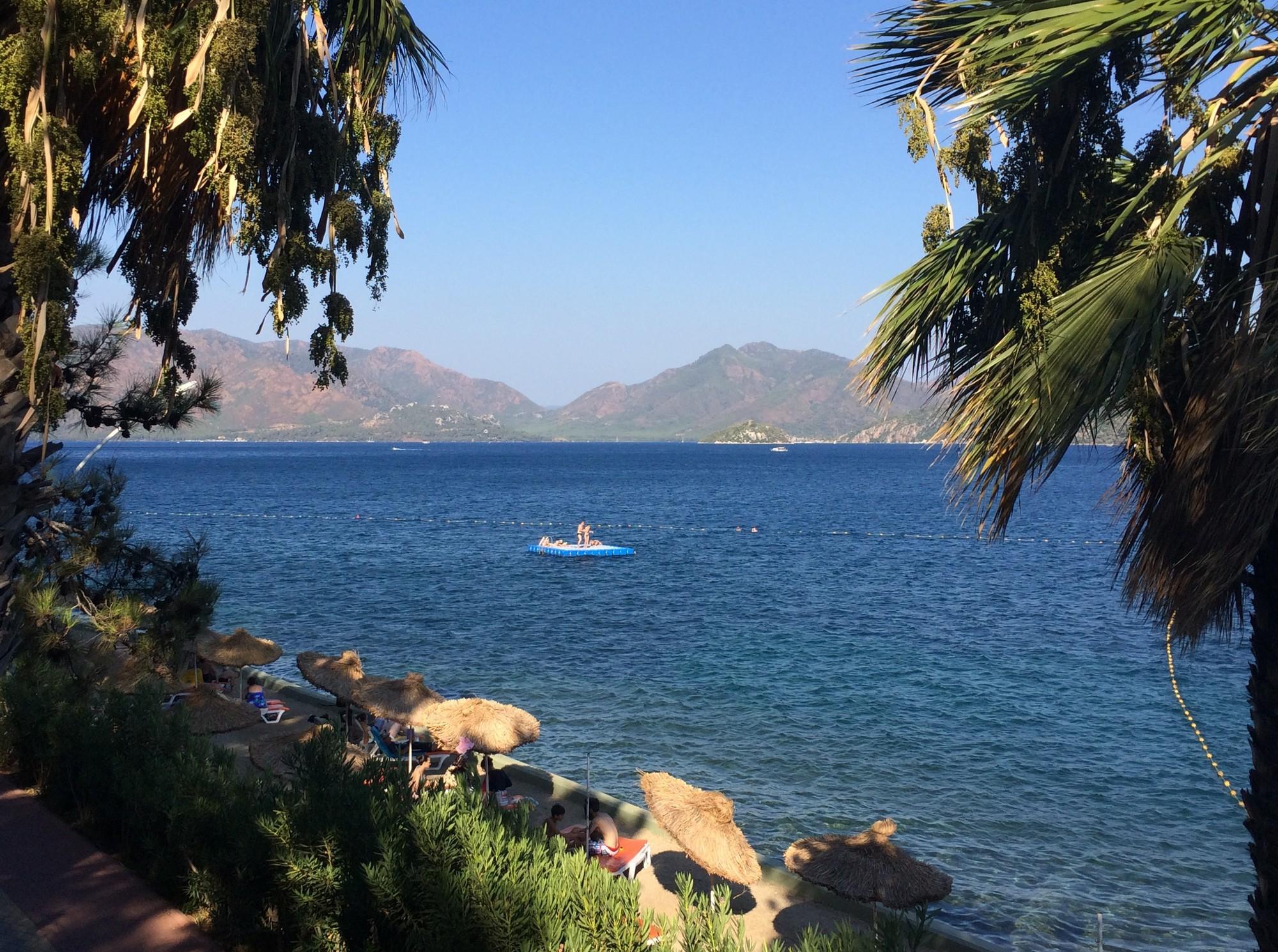 Turkse kust foto Denise2