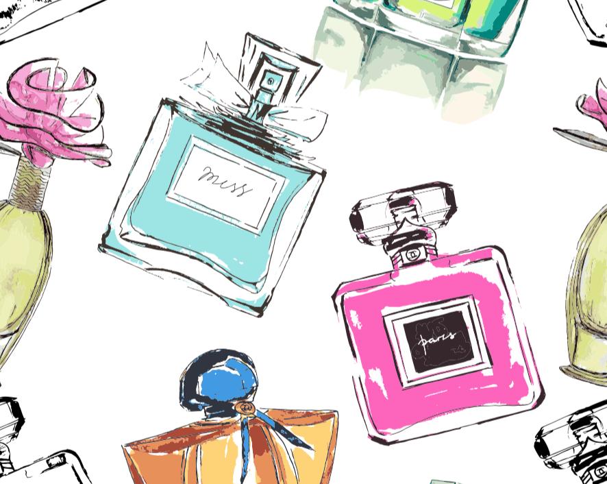 Op déze verrassende plek kun je het best je parfum sprayen