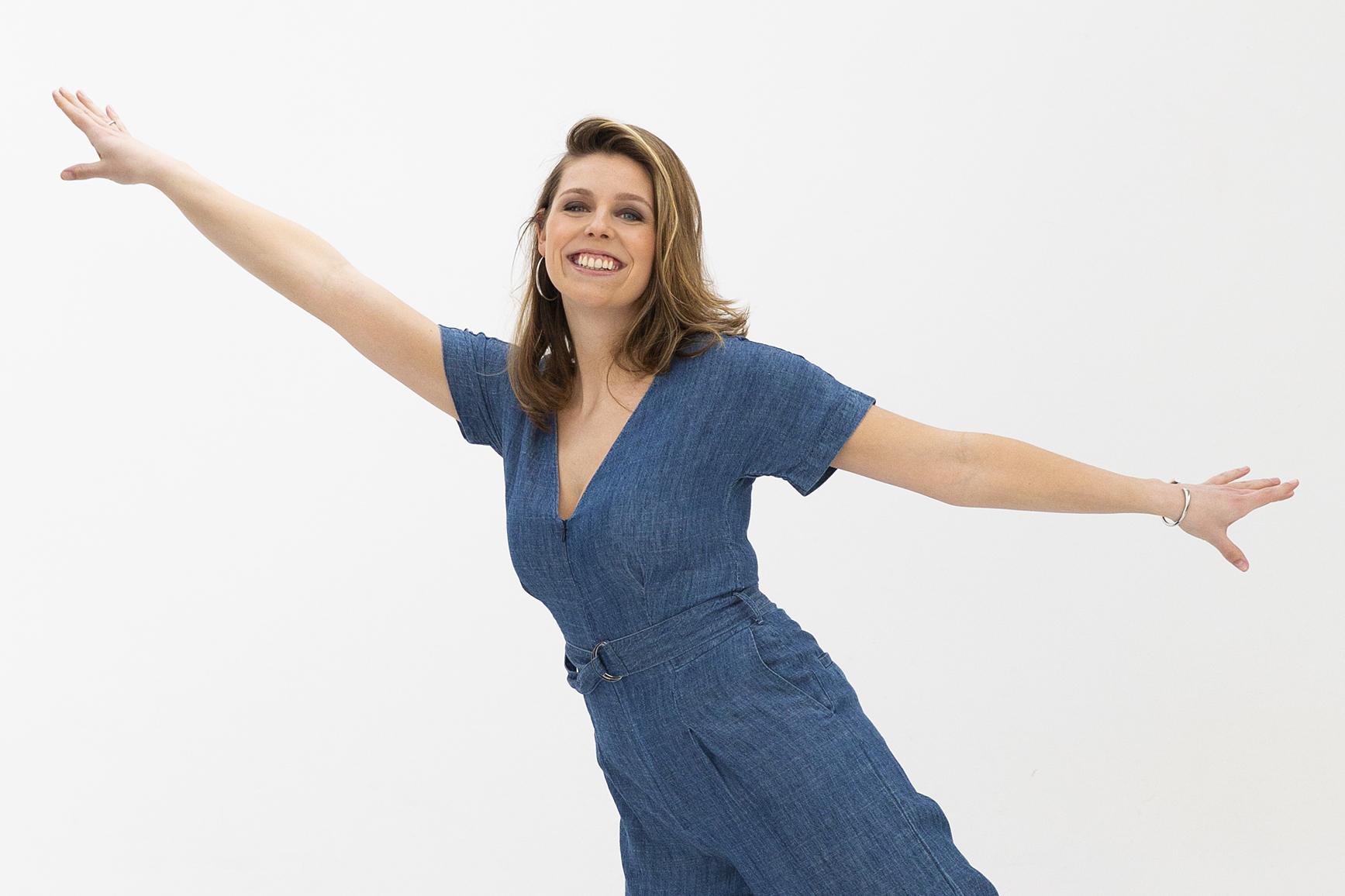 Lezeres Marinke (28) is covermodel van het #ikhebflair-nummer: 'Mijn enthousiasme werkt aanstekelijk'