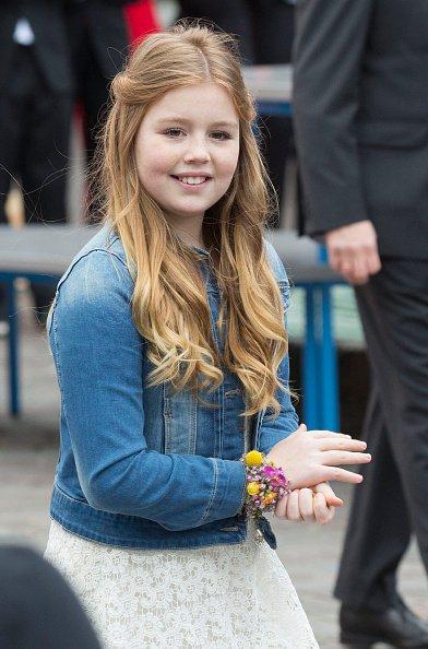 Prinses Alexia viert vandaag haar 11e verjaardag!