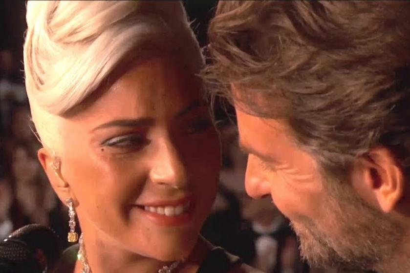 Lady Gaga en Bradley Cooper geven intiemste Oscar-optreden ooit