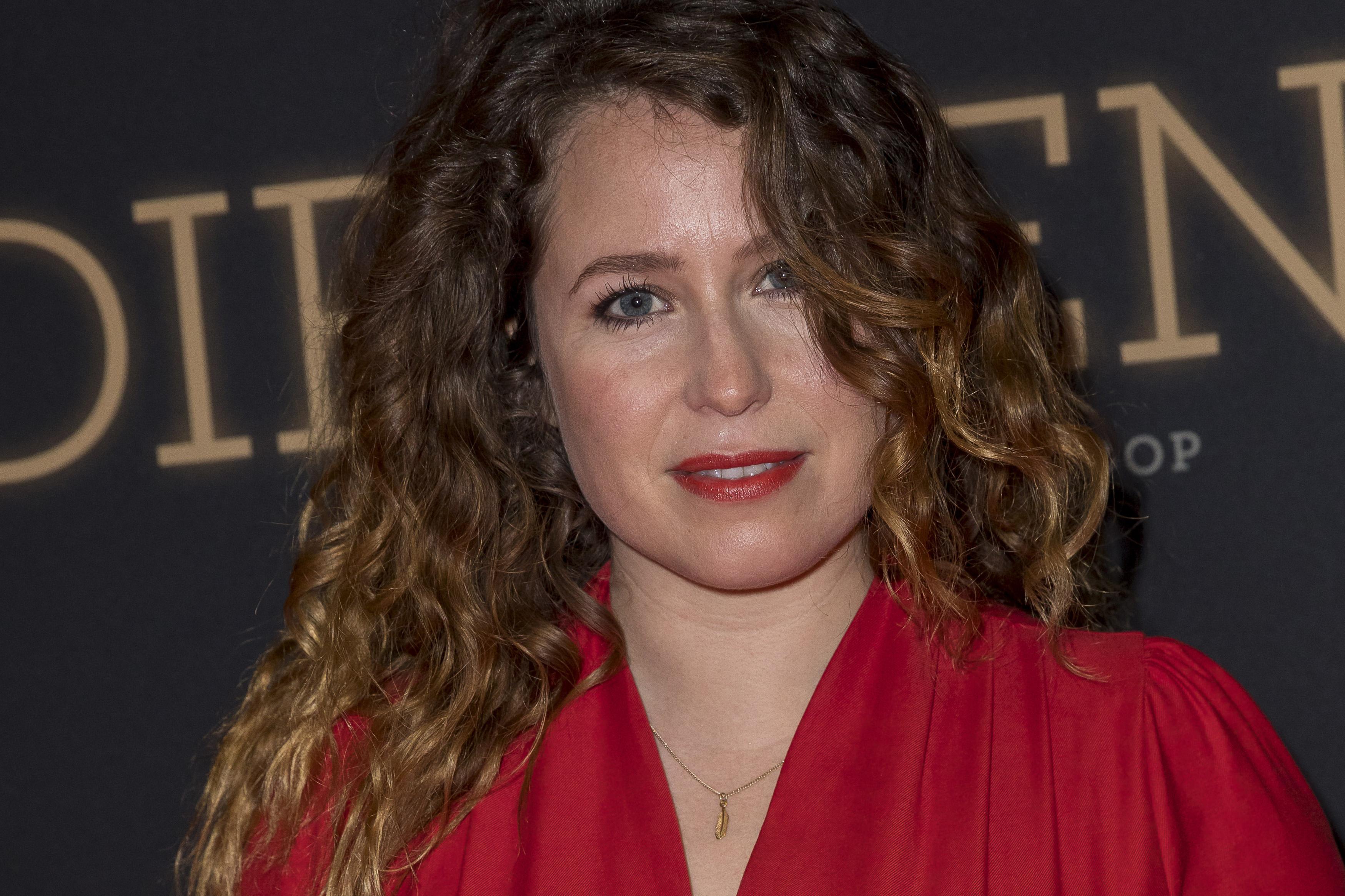 Sanne Vogel blikt terug op zwangerschap: 'Ik mis die buik geen seconde'