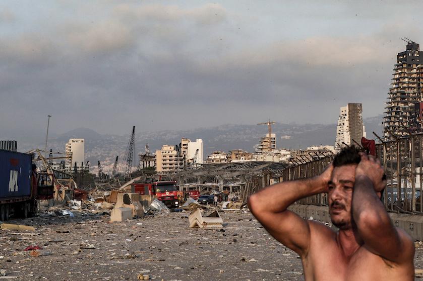 Nog geen nationale hulpactie voor Beiroet: híer kun je nu het beste aan doneren