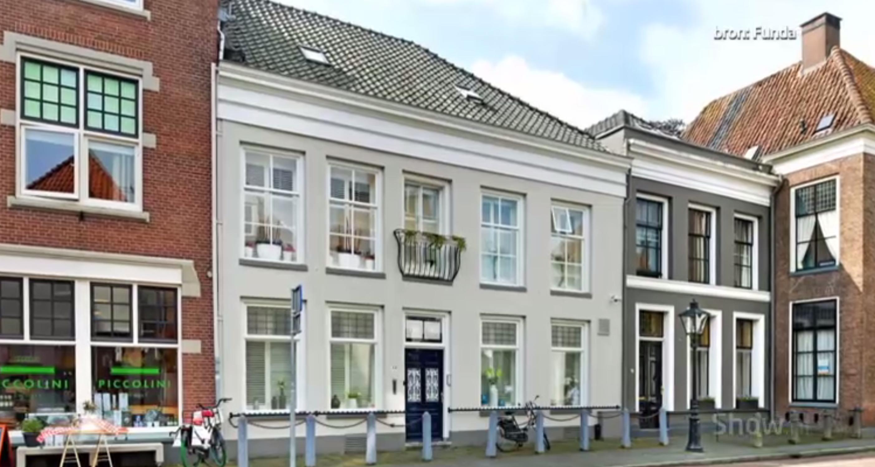 Binnenkijken bij de stadsvilla van Jaap Stam in hartje Zwolle