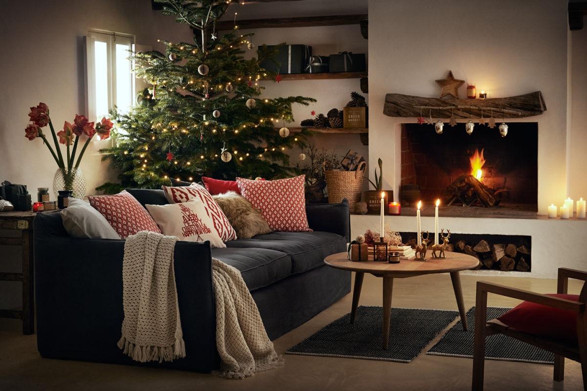WOW: De nieuwe H&M Home-collectie brengt de kerst in je huiskamers!
