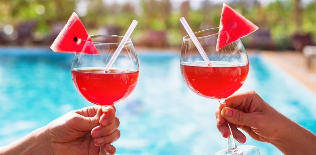 KWIJL: watermeloenchampagne wordt hét drankje van deze zomer