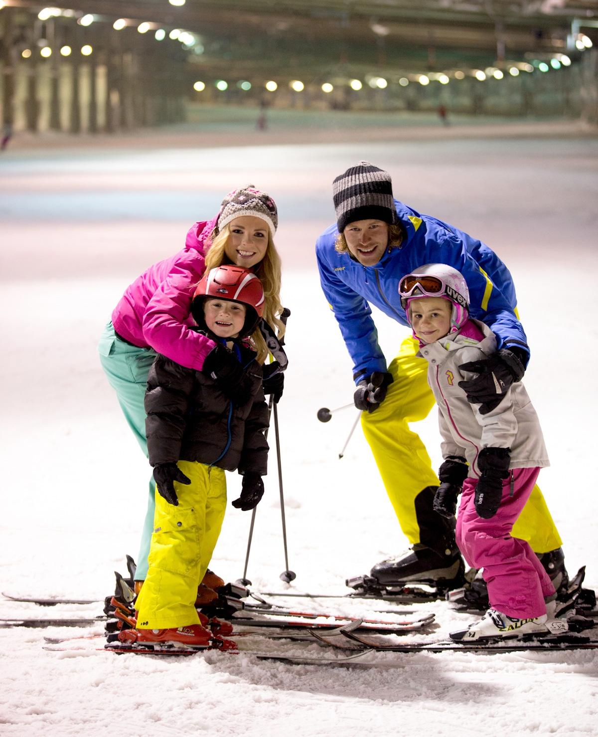 Win een ski-arrangement bij SnowWorld voor 4 personen (t.w.v. € 300)