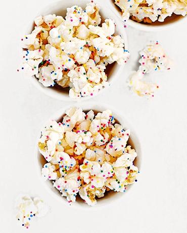 Feest | Extra feestelijke popcorn!