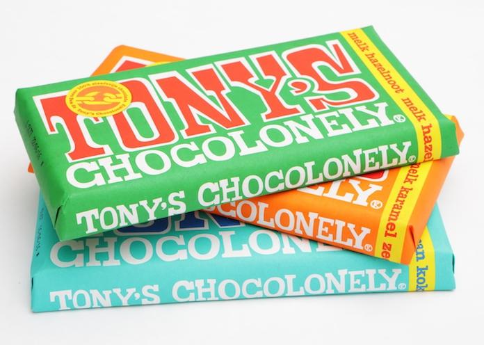 Tony's Chocolonely lanceert alwéér twee nieuwe smaken