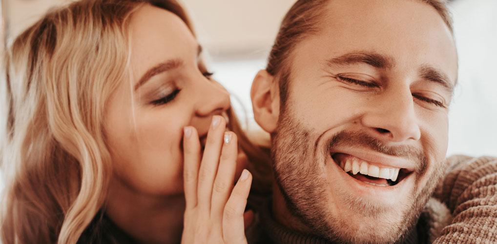 Geheimen voor je partner? Het is oké (op een paar na)