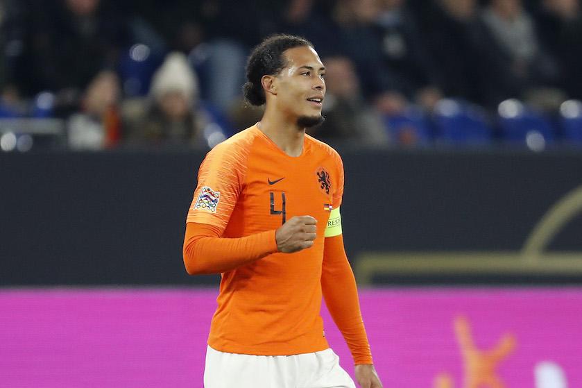 Mooi: dit ontroerende moment na de wedstrijd van Oranje gaat de wereld over