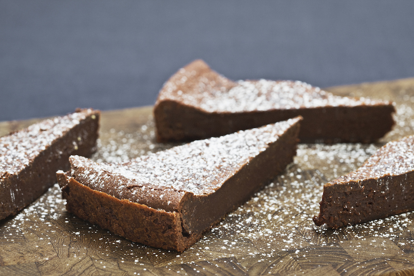 Makkelijker wordt het niet: deze Nutella-taart maak je met slechts twee (!) ingrediënten