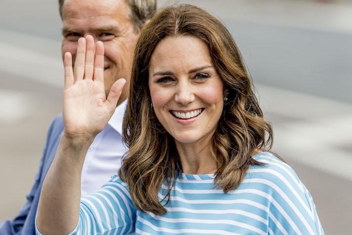 Dit bedrag ging in 2017 naar de garderobe van Kate Middleton