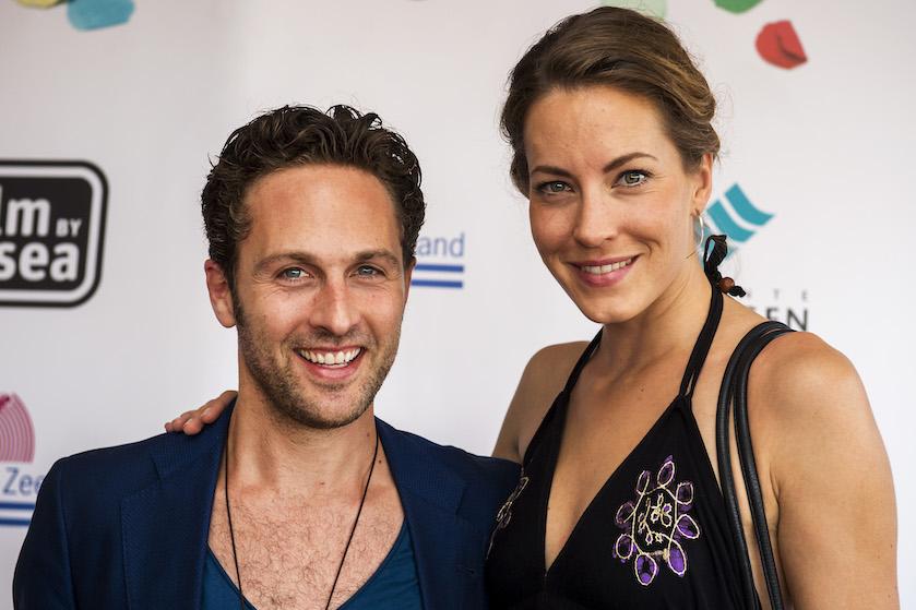 Voormalig 'GTST'-acteur Christophe Haddad in het huwelijksbootje gestapt