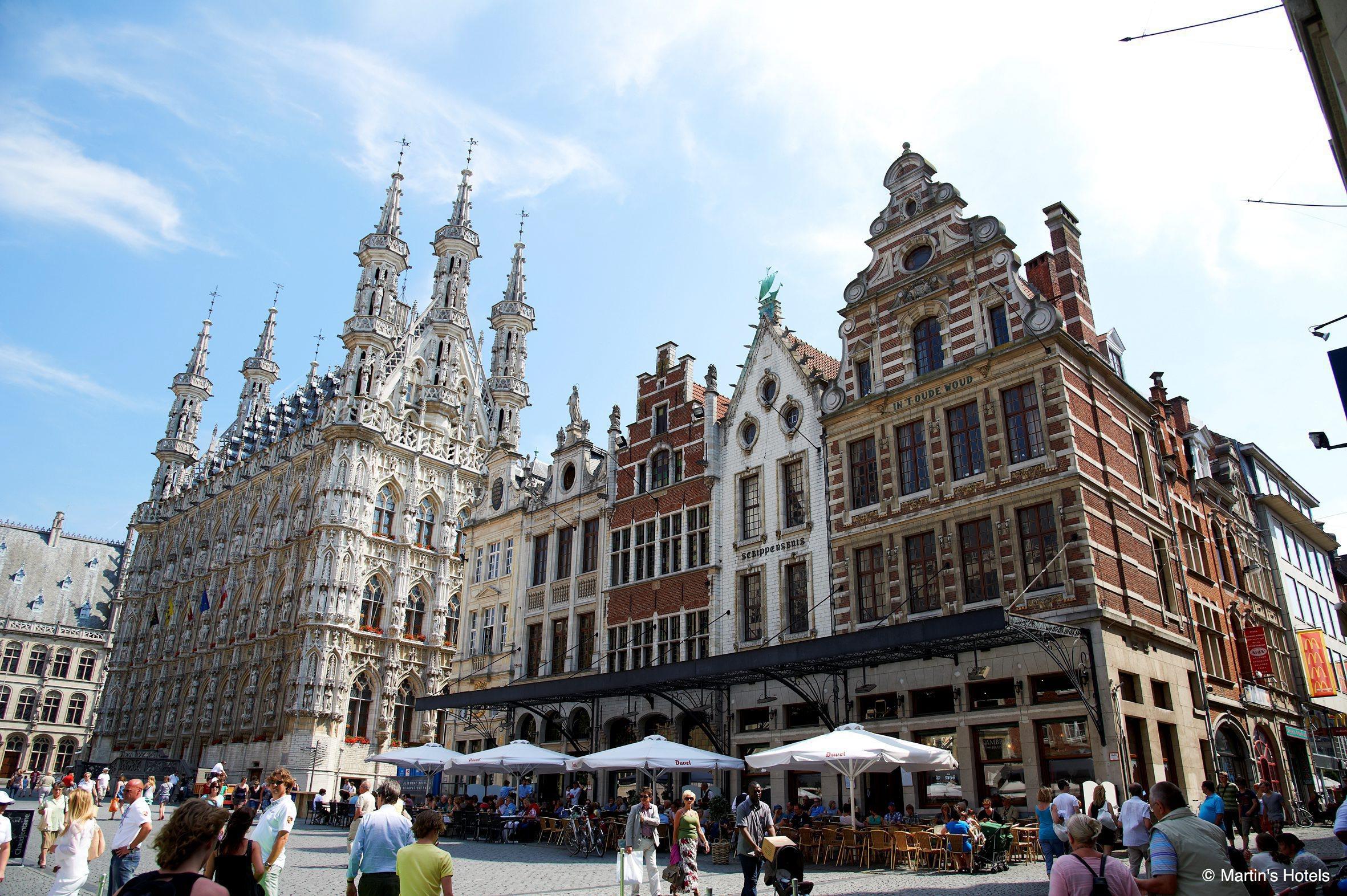 Ontdek de veelzijdige en verrassende stad Leuven!