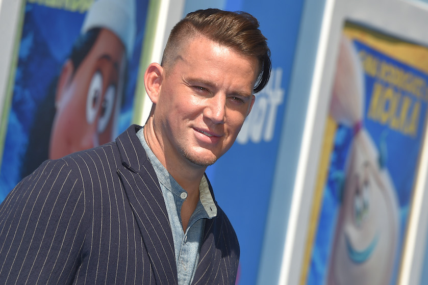 Oelala: Channing Tatum verliest weddenschap en post naaktfoto (!) op Instagram