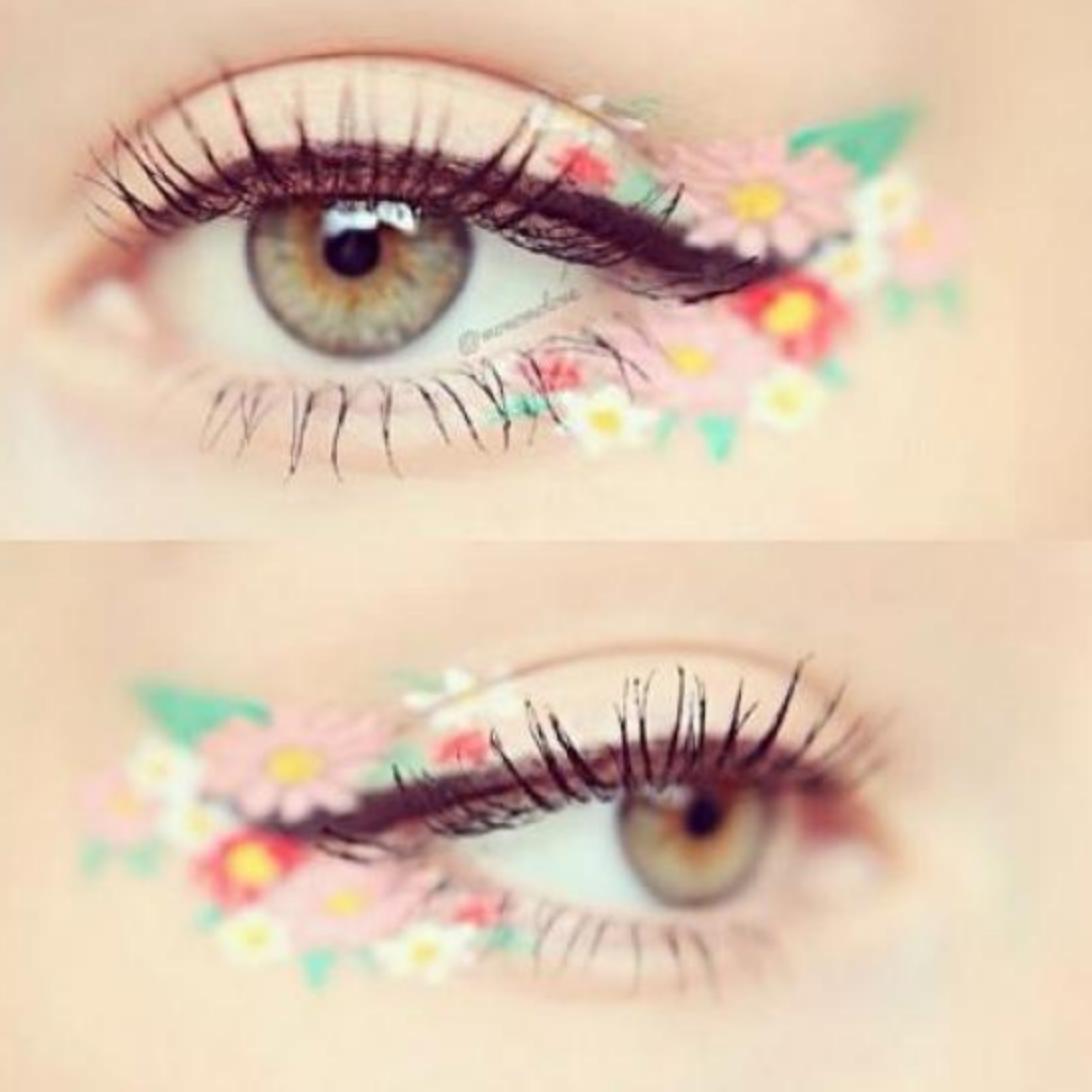 Deze eyelinertrend fleurt je make-uplook helemaal op