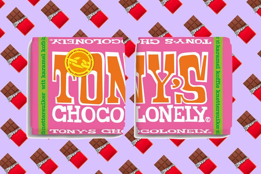 Dit wil je: vanaf nu kun je je eigen Tony's Chocolonely-reep samenstellen