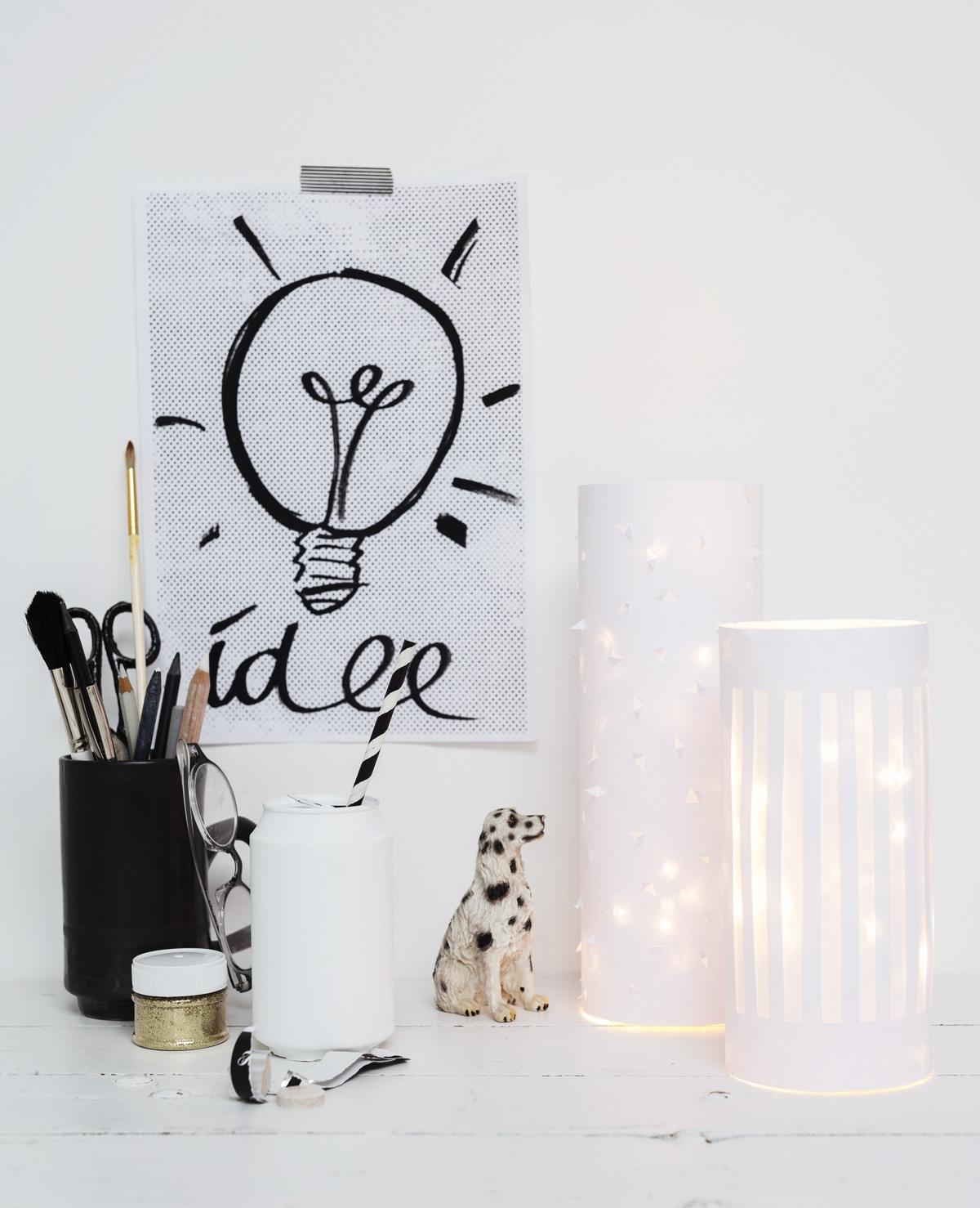 Zelfmaak – Lampjes met Flair